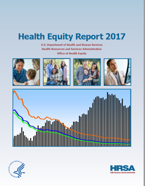USA health equity report 2017